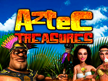 Игровой аппарат Aztec Treasures 3D